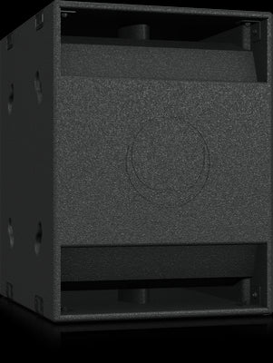 Turbosound NuQ118B 18'' Band Pass Subwoofer for Portable PA Applications - Audiofeen