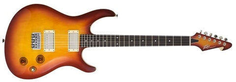 Peavey Session Cherryburst Electric Guitar - Audiofeen