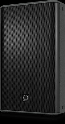 Turbosound TMS152 2 Way 15'' Full Range Loudspeaker for Portable PA and Installation Applications 75x50 dispersion - Audiofeen