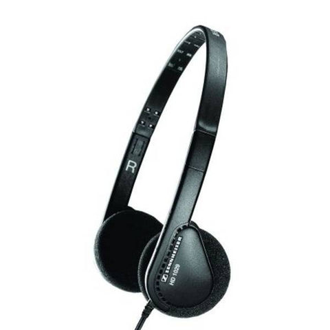 Sennheiser HD1029 Dual Monophonic Adjustable Headphones - Audiofeen
