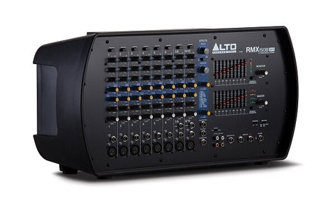 Alto EMPIRE RMX1508 DFX 1500 Watt Powered Cabinet Mixer With Effects - Audiofeen