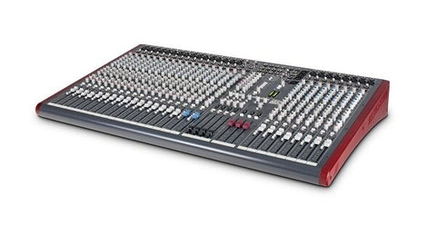 Allen and Heath ZED-428 28-Input, 4-Buss Recording Mixer with USB Connection - Audiofeen