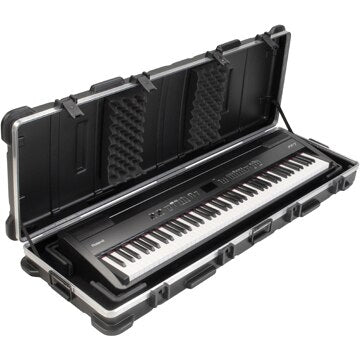 SKB 1SKB-5817W ATA 88 Note Slimline Keyboard Case - Audiofeen
