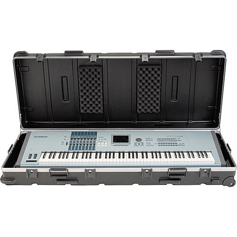 SKB 1SKB-6118W ATA 88-Key Large Keyboard Case - Audiofeen