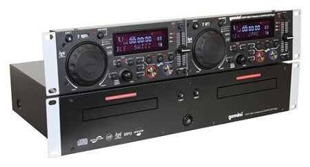 Gemini CDMP-2600 Dual CD-MP3 USB Player - Audiofeen