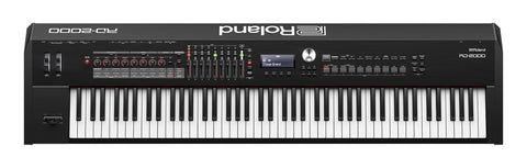Roland	RD-2000 88-Key Stage Piano - Audiofeen