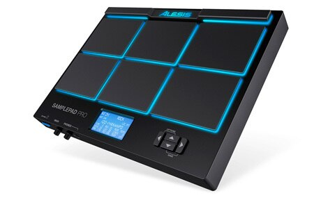 Alesis SamplePad Pro 8-Pad Percussion & Sample triggering Instrument - Audiofeen