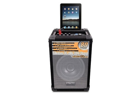 DJ Tech uCube-85MKII Wireless PA System - Audiofeen