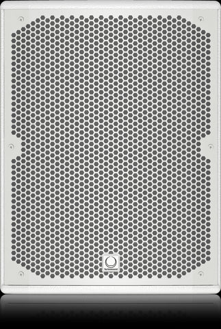 Turbosound TCX82-WH 2 Way 8'' Loudspeaker for Portable PA and Installation Applications (White) 90x60 dispersion - Audiofeen