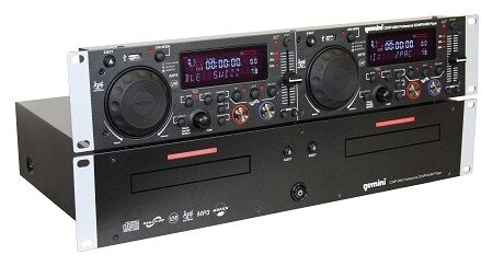 Gemini CDMP-2600 Dual CD-MP3 USB Player -  Showroom Demo - Audiofeen