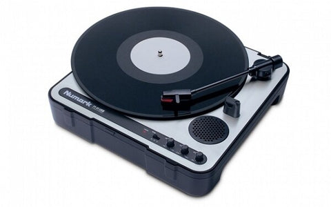 Numark PT-01USB Portable Vinyl-Archiving Turntable - Audiofeen