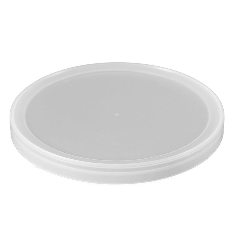 Natural LLDPE Plastic Tub Lids, L515
