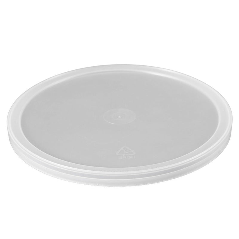 Natural LLDPE Plastic Tub Lids, L610