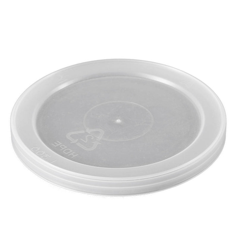 Natural LLDPE Plastic Tub Lids, L300