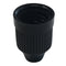 13-415 Black PP Tamper Evident Child Resistant Dropper Cap