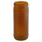 16 oz. Amber PP Plastic Spice Bottles, 63mm (63-485)