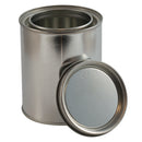 1 Pint (16 oz.) Metal Paint Cans, Unlined w/Lid