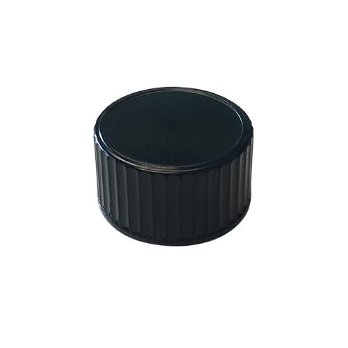 18-400 Black Phenolic Caps w/ Poly-Seal Cone Liner