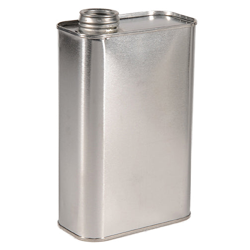 "1 Quart (32 oz.) F-Style Metal Cans, 1 1/4"" Opening"