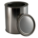 1 Quart (32 oz.) Metal Paint Cans, Unlined w/Lid
