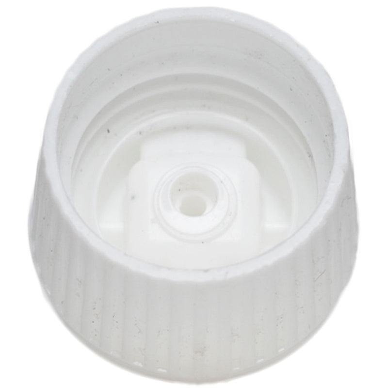 24-410 White Polytop Spouted Caps (PS-147) (Inside)
