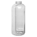 32oz Clear PET Square Bottle (38mm IPEC)