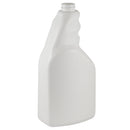 32 oz. White HDPE Trigger Spray Bottle (28-400)