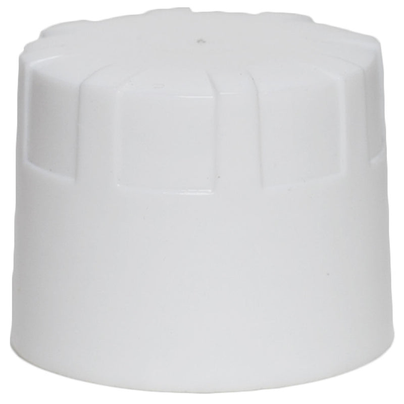 38-430 White Buttress Caps w/ F-217 Sureseal Foam Liner