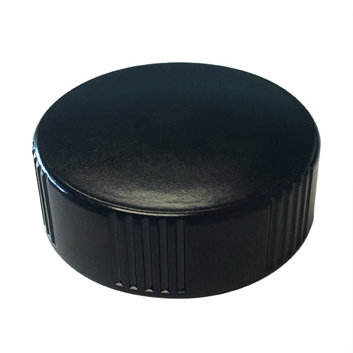 33-400 Black Phenolic Caps w/ Poly-Seal Cone Liner