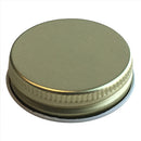 38-400 Metal Gold Metal Closure, Plastisol Liner-top