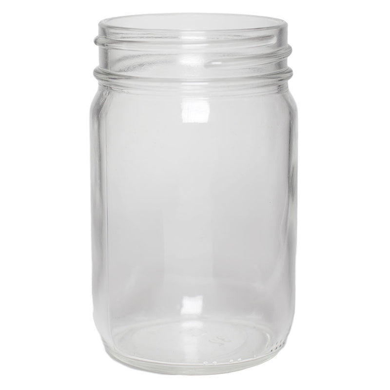 12 oz. Glass Economy Jars (70G-450)