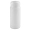 4 oz. Natural HDPE Spice/Cylinder Bottle (43-485)