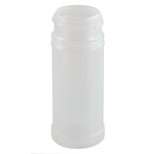 4 oz. Natural PP Plastic Spice Bottles (43-485)