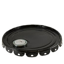 5 Gallon, Black, Steel (29 Gauge), Pail Lid - w/Gasket Seal and Rieke FlexSpout