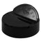 63-485 Black, Dual Flapper Spice Cap with 7 Hole (.200)/Pour (Pressure Sensitive Liner)
