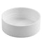 63mm (63-485) White Polypropylene (PP) Plastic Spice Caps (Unlined)