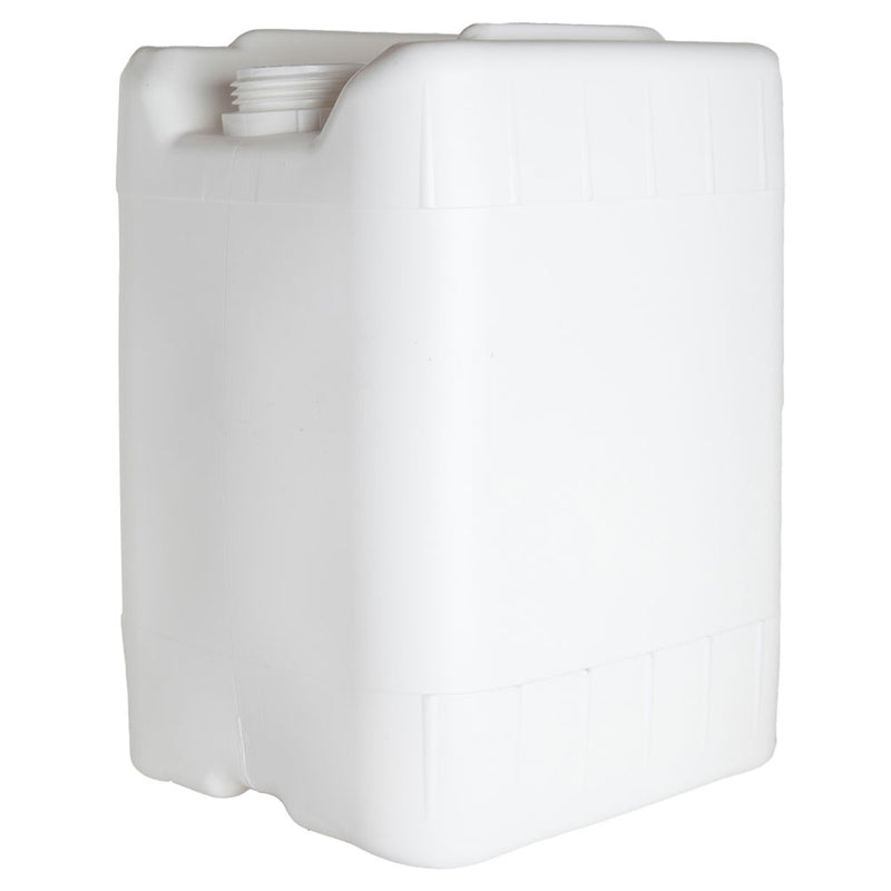 5 gal. White HDPE Plastic Tight-Heads (Closed Head Pails)
