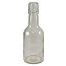 8 oz. Flint Glass Bottles - Uses Swing Top Sealing Lid