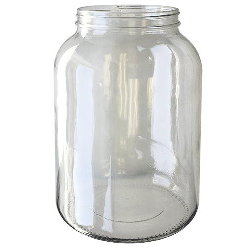 1 Gallon Wide-Mouth Round Glass Jar (110-400)