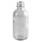 2 oz. Clear Glass Boston Round Bottles (20-400)