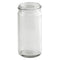 4 oz. Clear Glass Round Spice Jars (48-485)