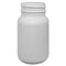 100 cc White Traditional HDPE Plastic Packer Bottles (38-400
