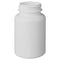 120 cc White HDPE Plastic Packer Bottles (38-400)