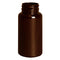 150 cc Amber PET Plastic Packer Bottles