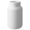 175 cc White HDPE Plastic Packer Bottles (45-400)