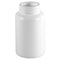 225cc White, HDPE Plastic Packer Bottles (45-400)