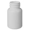 75 cc White HDPE Plastic Packer Bottles (33-400)