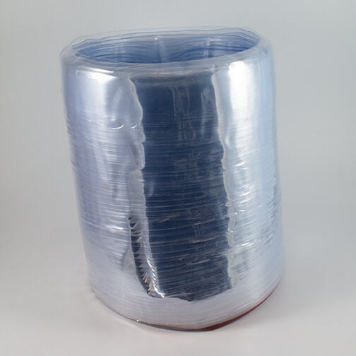 250 x 30 + 10 Clear Preformed Round Shrink Bands (Fits Lid Size L515)