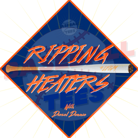 Ripping Heaters Logo watermarked