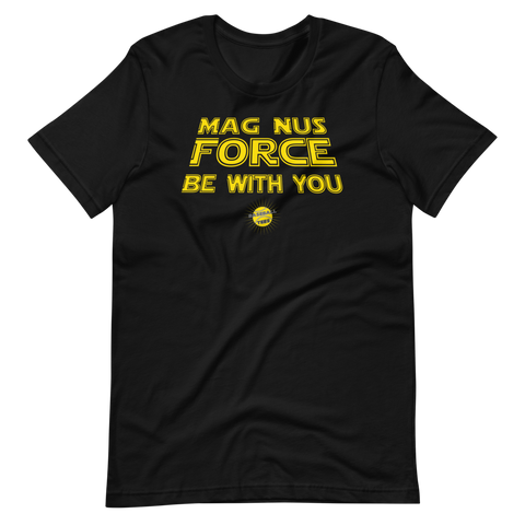 Magnus Force Be With You Tee